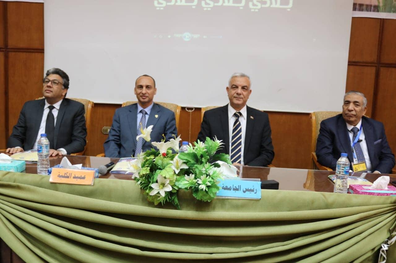 مبارك يفتتح المؤتمر الدولي الأول للهندسة الإلكترونية