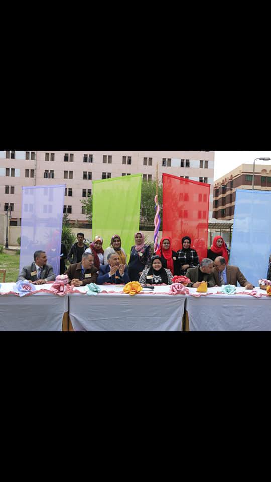إحتفالية الكلية  بيوم الطفل اليتيم وتكريم الأم المثالية
