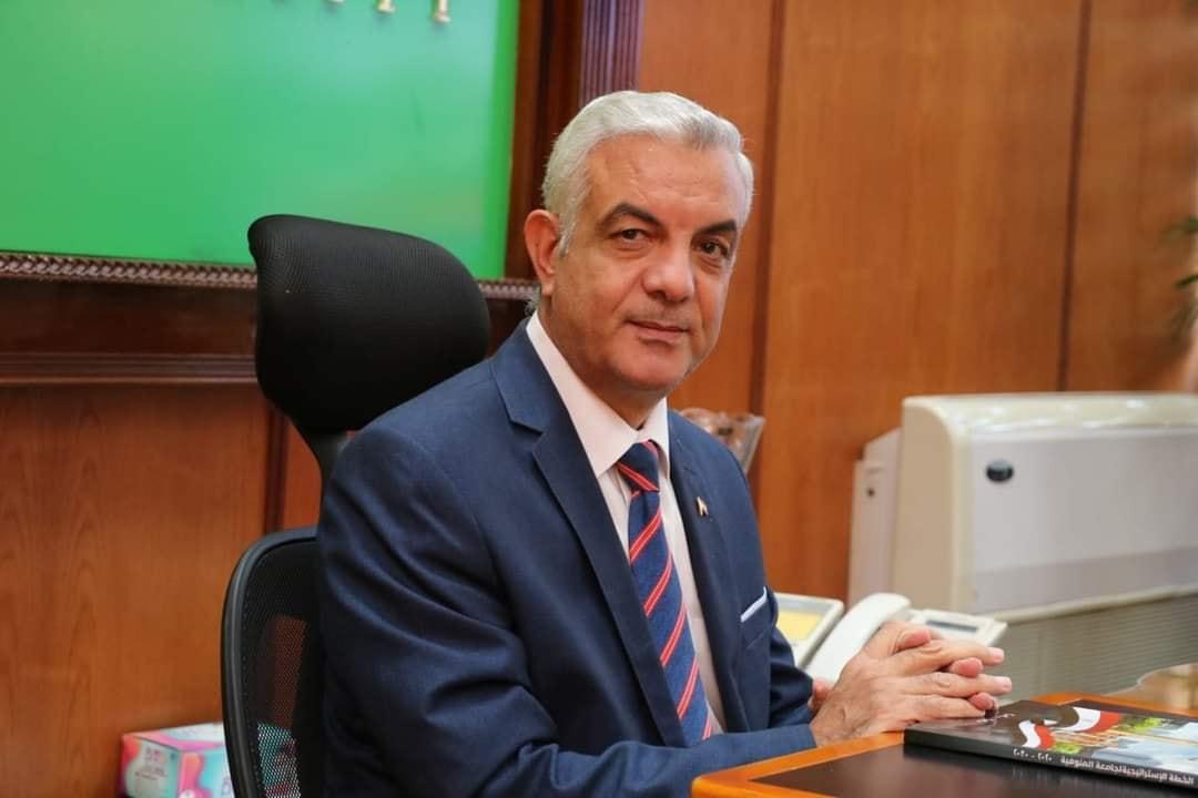 رئيس جامعة المنوفية يعلن رفع حالة الاستعداد القصوى بمستشفيات جامعة المنوفية للتعامل مع حادث قطار طوخ