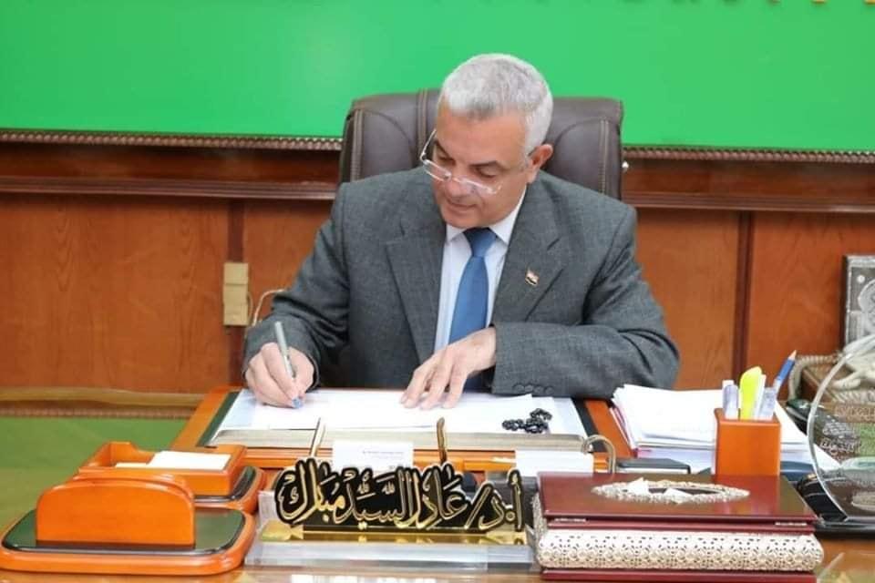 تجديد تعيين الدكتور عبد الله بهنسي رئيسا لقسم الباطنة العامة بطــب المنوفـيـة