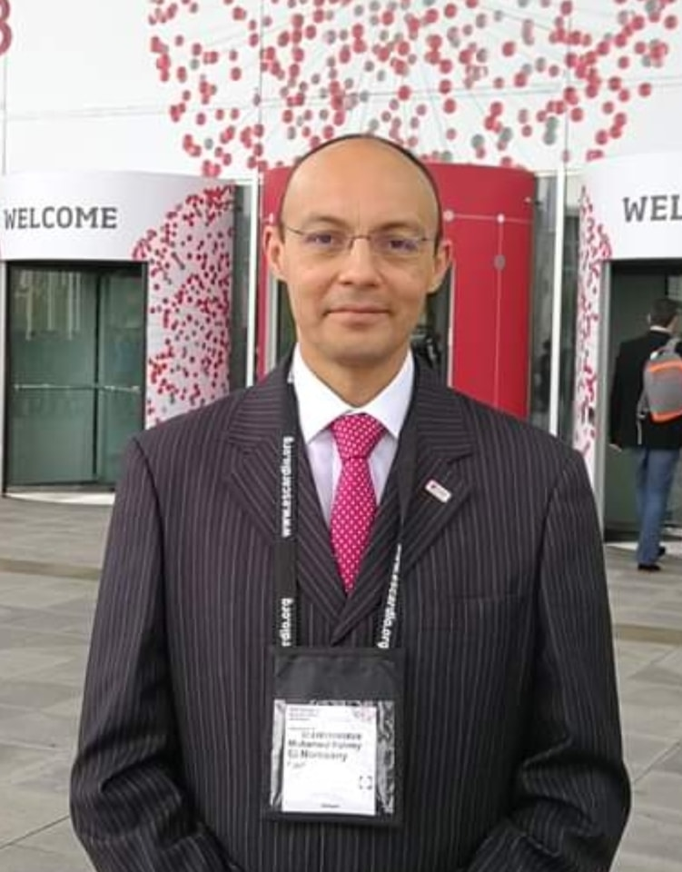 الدكتور محمد النعمانى رئيسا لقسم القلب و الأوعية الدموية بطــب المنوفـيـة