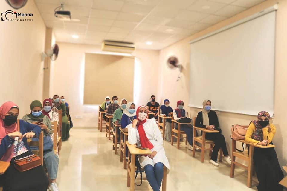 أولي فعاليات مسابقات الأنشطة الطلابية بكلية الإعلام