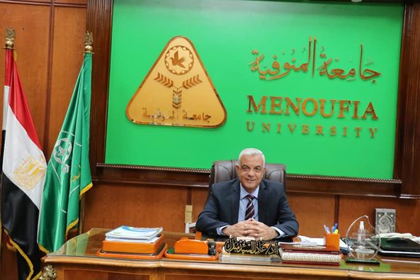 Menoufia University organizes a major medical convoy to treat irregular workers in national projects in New El Alamein in cooperation with the good makers and the Supreme Medical Committee and distress in the Council of Ministers