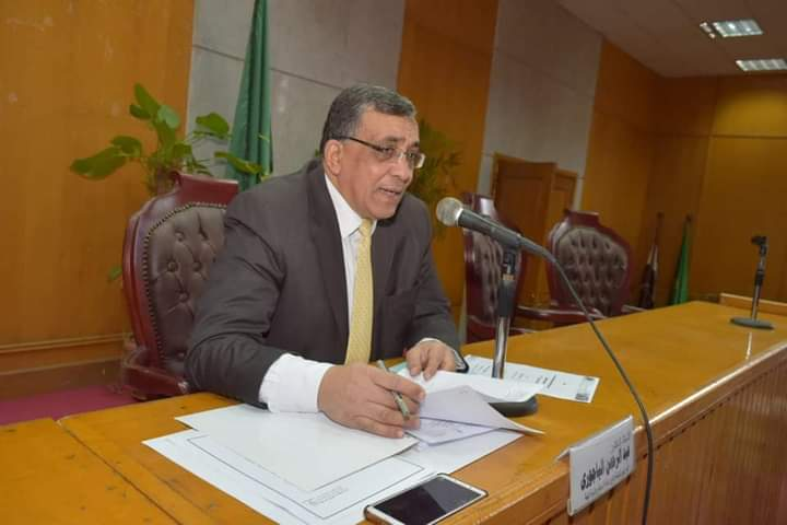 Al-Bagouri holds the sixth session of the Council for Community Service and Environmental Development Dr. Abdel-Rahman Al-Bagouri,