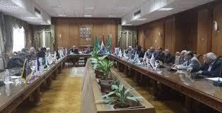 من موضوعات مجلس جامعة المنوفية بجلسته المنعقدة بتاريخ2020/2/26 الخاصة بالدراسات العليا:-