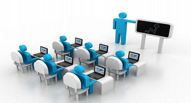 الدورات التدريبية بإدارة التدريب - مركز المعلومات