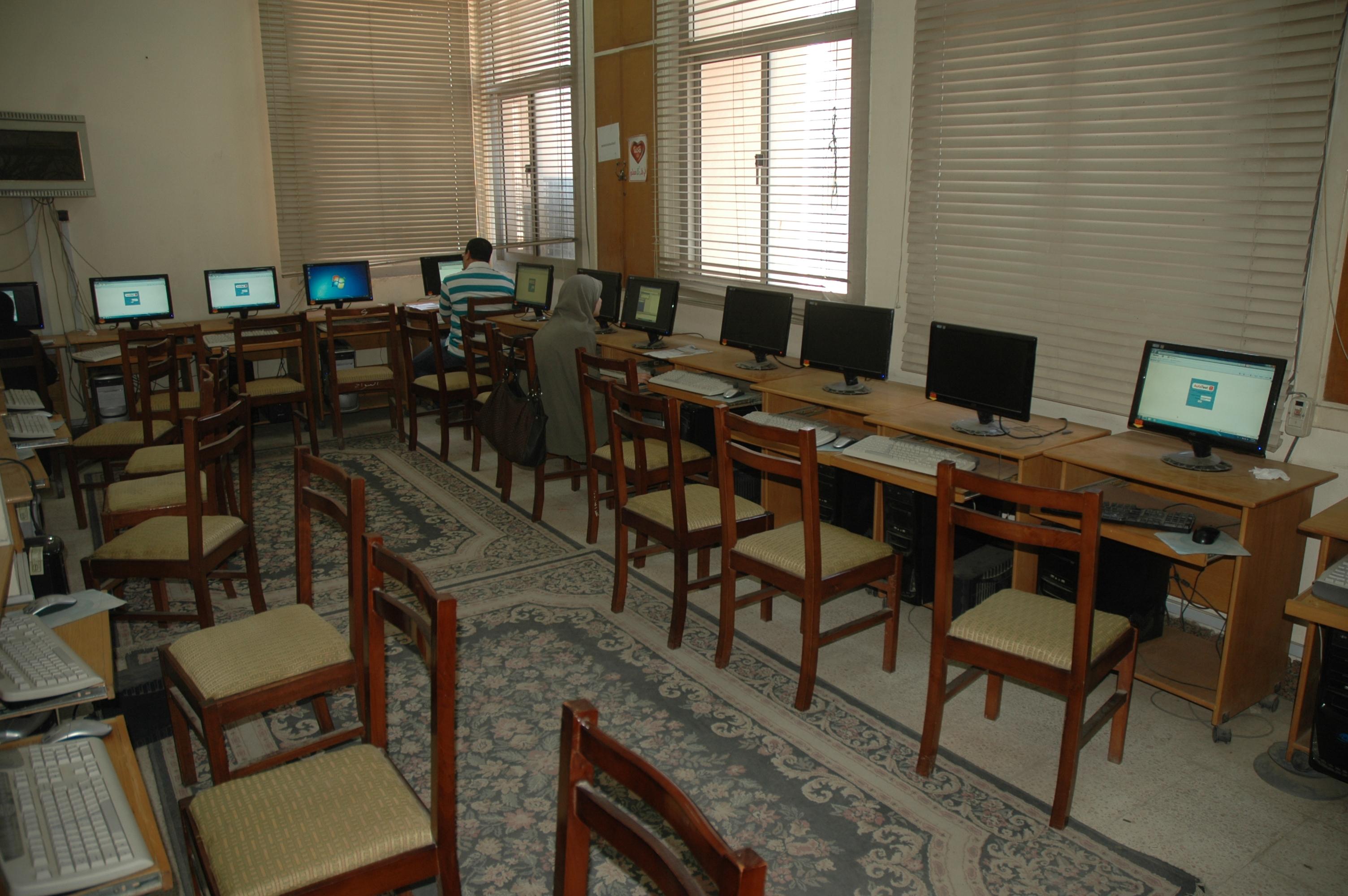 اسعار الدورات التدريبية بمركز معلومات جامعة المنوفية