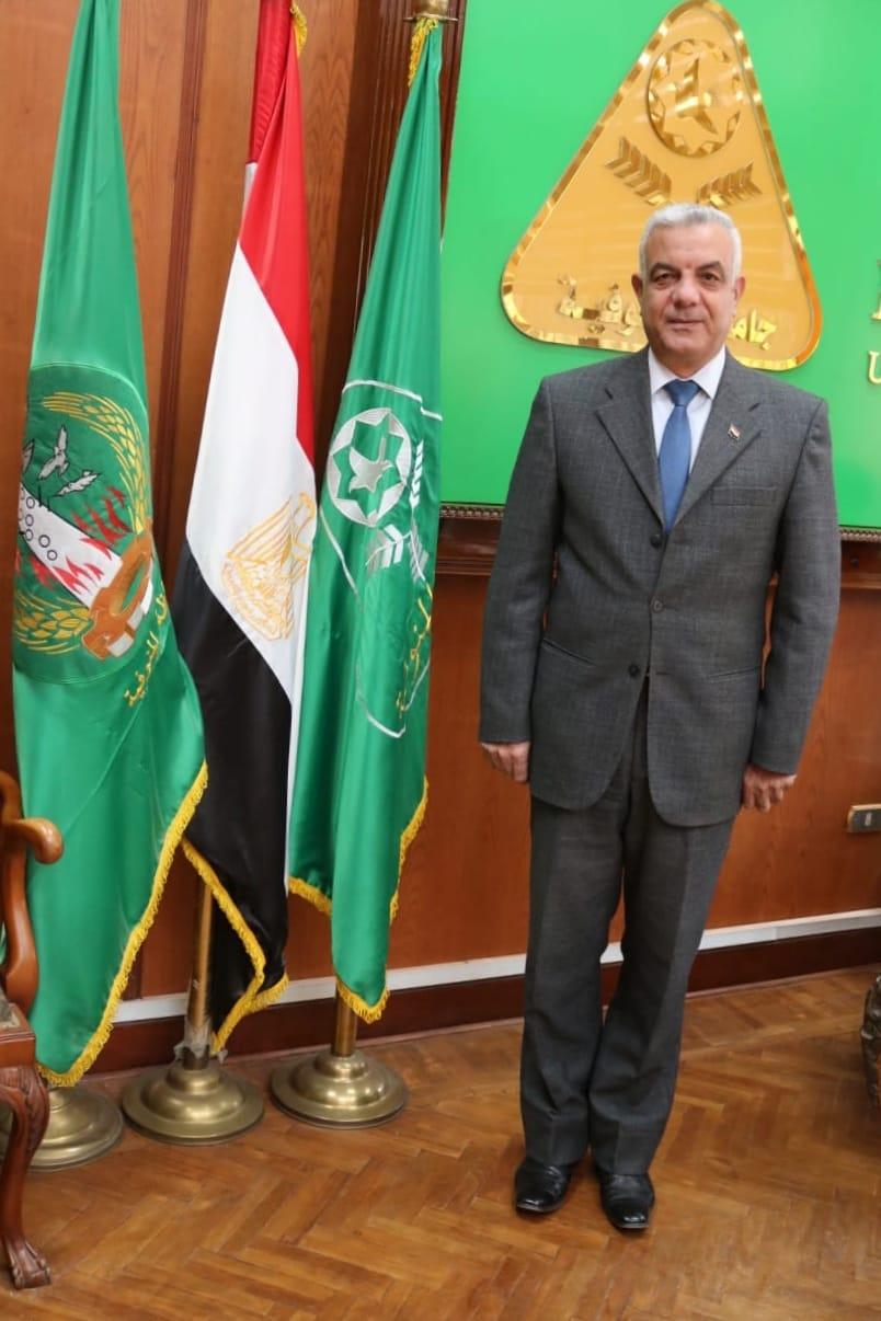 رئيس جامعة المنوفية يشيد بافتتاح قاعدة برنيس العسكرية