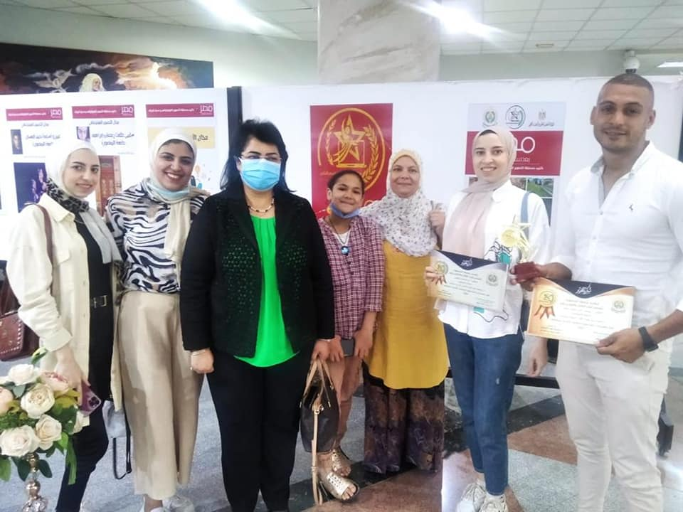 Menoufia University achieves first and second places in the Mansoura Digital Championship for Egyptian Universities