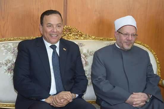 مفتى الديار المصرية