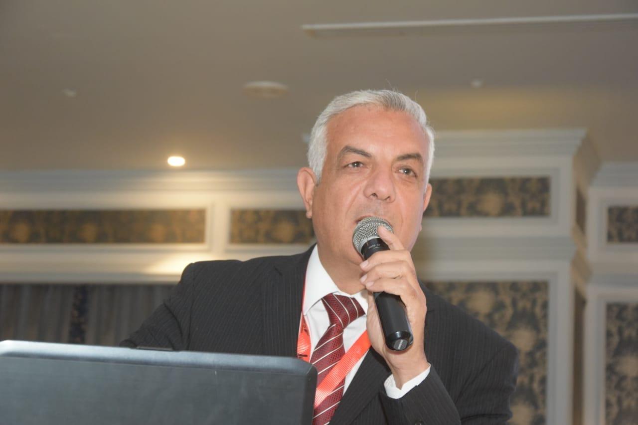 رئيس جامعة المنوفية