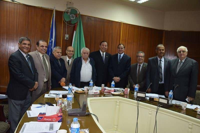 اللجنة العلمية للجيولوجيا