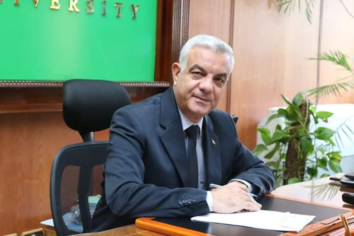 Forty-seven were assigned to work as directors of departments in various units of Menoufia University.