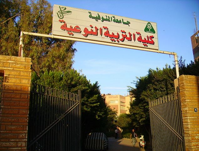 كلية التربية النوعية
