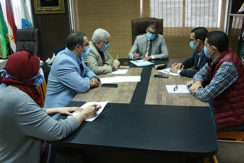 Menoufia University Hospitals develop a preparedness plan to deal with any emergency situation during the coming period