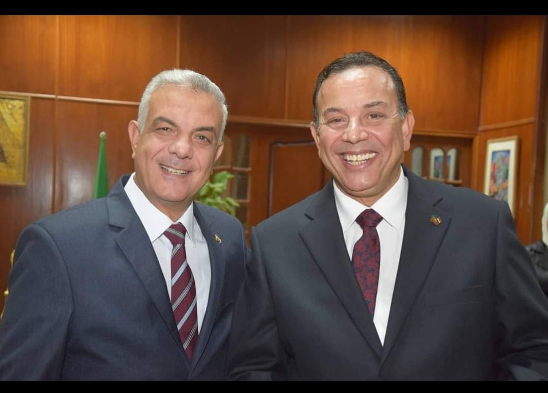 Mubarak congratulates Al-Khouly for his appointment as president of the New Mansoura University