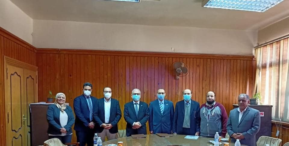   اتفاقية تعاون بين الهندسة الإلكترونية ووكالة الفضاء المصرية في مجال الاقمار الصناعية