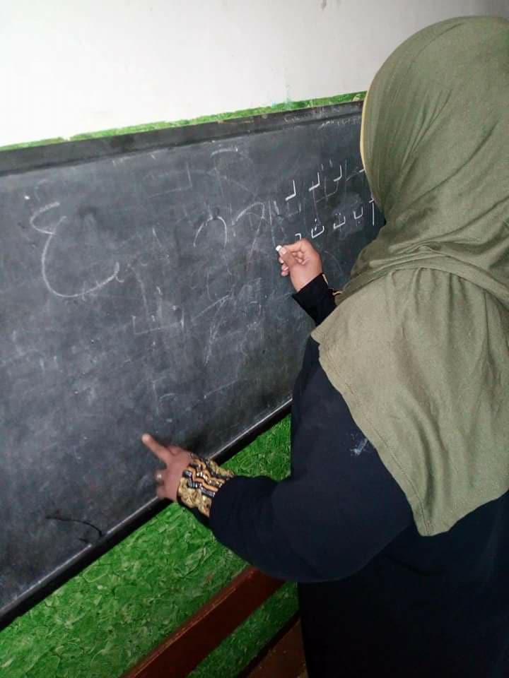 مشروع مصر القومى لمحو الأمية وتعليم الكبار