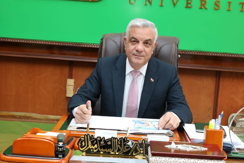 "The ""Webometrics"" ranking announces the progress of the Menoufia University ranking for this year"