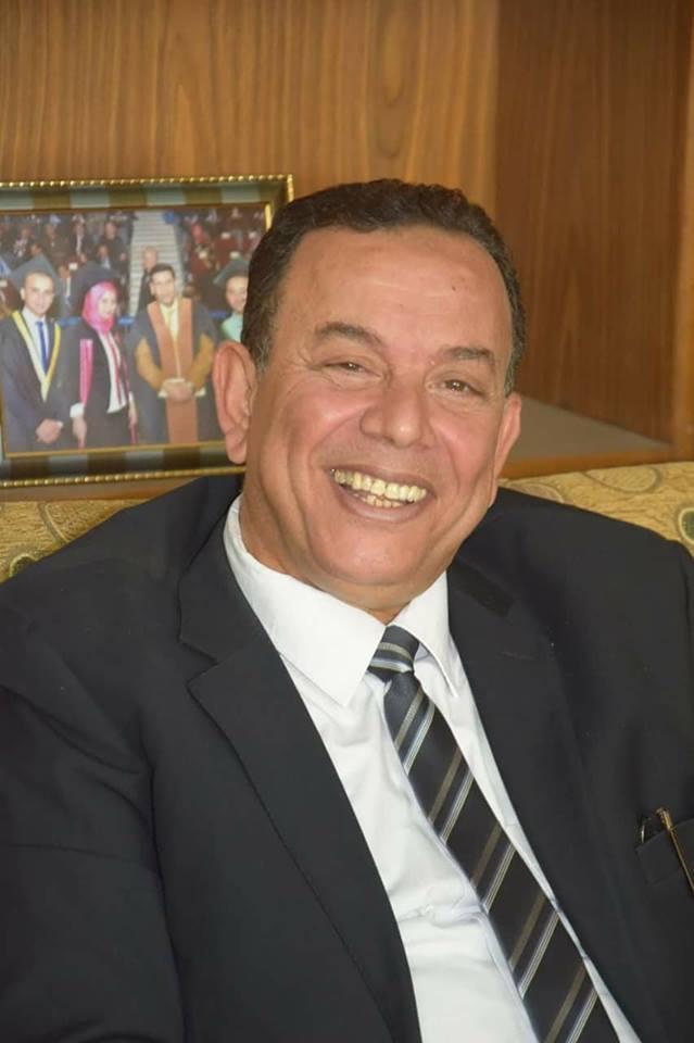 رئيس جامعة المنوفية: