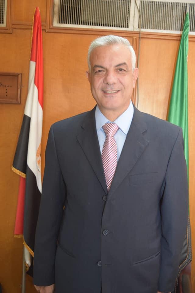 Dr. Adel Mubarak President of Menoufia University