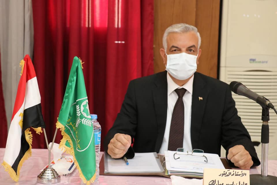 Mubarak opens the Eighth World Scientific Conference of the Department of Liver Surgery in collaboration with the Department of Anesthesia and Intensive Care of the National Liver Institute online.