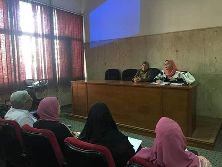 جامعة المنوفية تستعد للحصول علي الايزو